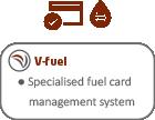 V-fuel slider element